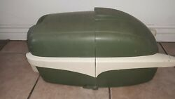 1955 Johnson Rde 17s 25hp Outboard Cowl