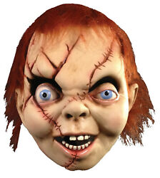 Halloween Adult Bride Of Chucky Mask Childs Play