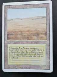 Mtg 3rd Ed Revised Dual Land - Savannah Mp Contact For Best Price