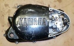 Yamaha Dt100 Mx100 Mx125 Mx175 Rt100 Yz125 Right Crankcase Cover And Oil Pump