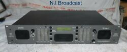 Wohler Emon1 High Definition Hdsdi Audio Monitor Unit With Built In Speakers