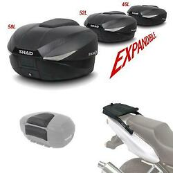 46259 - Tailgate Kit And Trunk Case Luggage + Passenger Backrest Gift Sh58 Compa