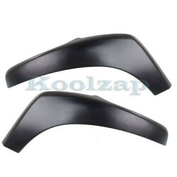 00-06 Chevy Tahoe Rear Fender Flare Wheel Opening Molding Left And Right Set Pair