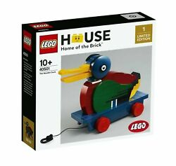 Lego 40501 House The Wooden Duck Cute Limited Edition New From 10 Years
