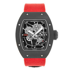 Richard Mille RM035 Baby Nadal Aluminum Alloy 38MM Watch RM035