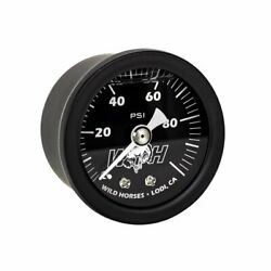Fuel Pressure Gauge 0-100 Psi 1/8 Npt Free 1-3 Day Shipping
