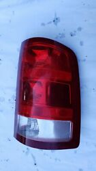 [plug And Play] 2007-2013 Gmc Sierra 1500 2500 3500hd Tail Lights Left+right