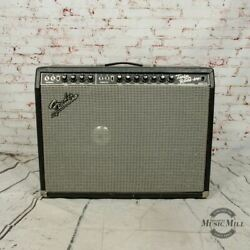 Modified Vintage Fender Twin Reverb Guitar Combo Amp W/15 Speaker X928 Used