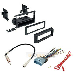 Single Din Car Stereo Install Radio Wiring Kit For 2003-2006 Chevy Tahoe