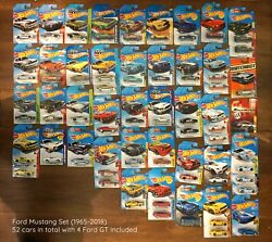 Hot Wheels / Matchbox Lot Of 700 Brand New With Serveral Sets And 5-packs