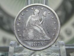 1875 Cc Twenty Cent Piece Silver 20c 4 East Coast Coin And Collectables Inc.