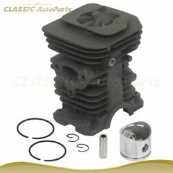 Cylinder Piston Kit Pin And Ring For Husqvarna 41 136 137 141 142 Chainsaw 40mm