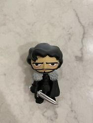 Funko Mystery Minis Game Of Thrones Series 1 Jon Snow Beyond The Wall Hot Topic