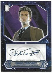 Doctor Who Topps 2015 Autograph Tardis Patch Base Parallel -- Choose from list