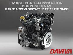 2015 Ford Mondeo 2.0 Tdci Diesel 110kw 150hp 12-19 Bare Engine T7cf Bare
