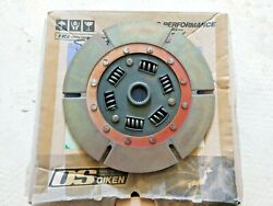 Os Giken Super Single Clutch Disk + Plate For Lancer Evolution Iv V Viii Ix 4-9