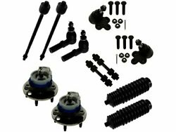 Wheel Hub Ball Joint Tie Rod End Kit For Lesabre Park Avenue Riviera Cf33s5