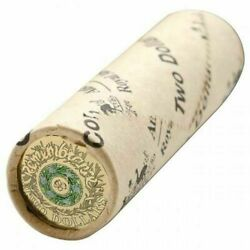 2017 2 Anzac Remembrance Day Rosemary Royal Australian Mint Coloured Coin Roll