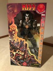 Gene Simmons Kiss Destroyer - Limited Edition Collectable Dolls 24 -new In Box