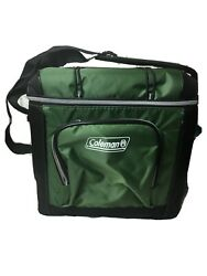 Boat Marine Beach Camping Rv Coleman 16 Can Cooler - Green 3000001314