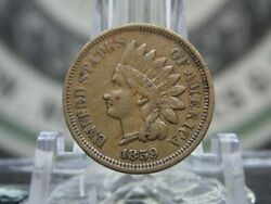 1859 Indian Head Cent 1c  East Coast Coin And Collectables, Inc.