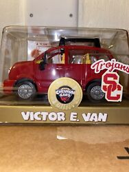 The Chevron Cars Victor E Van Usc Southern California Trojans Collectible Toy