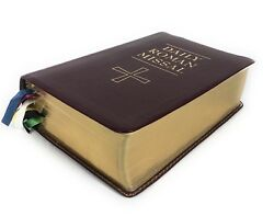 Daily Roman Missal Su Day And Weekend Masses