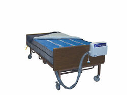Med Aire Plus Bariatric Low Air Loss Mattress Replacement System 80 X 42