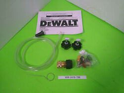 New Replacement Spray Kit For Dewalt Dxpw1500e Pressure Washer Nozzles Hose More