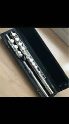 Altus Flute Used In Japan