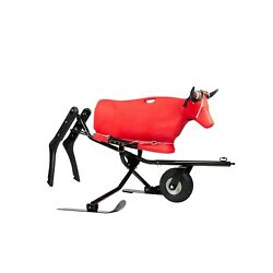 Roping Sled - Something Steer Total Training System - A Full Realistic Run