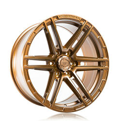 Fits 09+ Ford F-150 And Raptor 20 Bronze Venomrex Vr-602 Flow Forged Wheels 4 Pcs