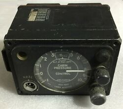 Alliedsignal 102644-7 Cabin Pressure Controller Outflow Valve