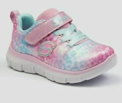 Toddler Girls#x27; S Sport by Skechers Jazy Sneaker Size 11 SEE SPECIAL OFFER $14.99