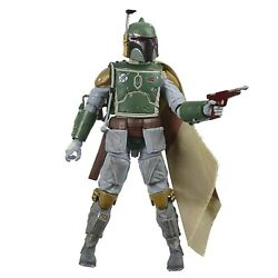 Star Wars Black Series 40th Anniversary ESB Boba Fett 6quot; Action Figure LOOSE