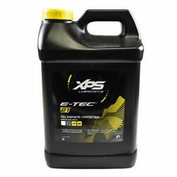 Can-am New Oem 2-stroke Full Synthetic Oil 2.5 Us Gallon 779128