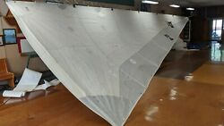 Pearson 36 Mainsail 40.5and039 Luff By 12.75and039 Foot Dcx Cloth 5 Full Length Battens