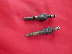 1966 Plymouth Belvedere Satellite Door Jamb Switches Pair With Mb Head Mark