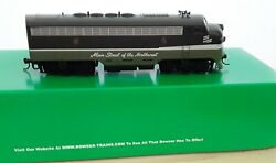 Bowser Ho Scale F7 A Locomotive Powered Northern Pacific Main Street With 21 Pin