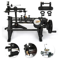 Black Manual Automatic Hand Coil Winder Winding Machine Nz-2 Counting 0-2499