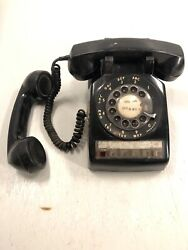 Western Electric Bell System 6 Button 565 Hk 500 Series Desk Phone 5 Line