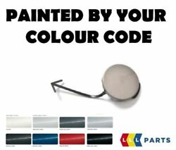 New Genuine Vw Golf Plus 09-14 Front Tow Hook Cap Painted By Your Colour Code