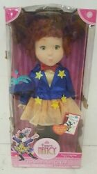2008 Jakks Pacific 18 Fancy Nancy Doll From/book The Show Must Go On Limited