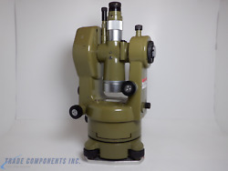 Kern Swiss Dkm2-a Theodolite With Carrying Case