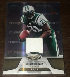 2011 Certified Mirror Gold 103 Ladainian Tomlinson Patch /25