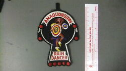Boy Scout Amaquonsippi Trail Patch Illinois 5532ii