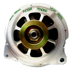 Mean Green 1996-2000 6.5l Diesel High Output Alternator Mg8206d - Made In Usa