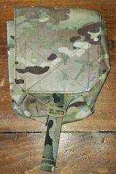 Firstspear 200 Rd Linked Ammo Pocket 6/9 Molle Multicam Utility Pouch 5.56 7.62
