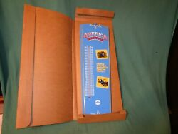 Nos W/ Original Box America The Bountiful Mobay Thermometer Agriculture Feed
