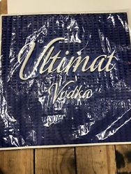 Ultimat Vodka Drip Matt New With Wrapping Still On It. See Pictures